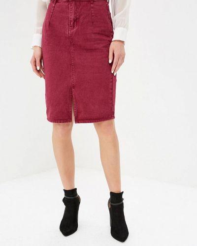 Джинсовая юбка весенняя Lost Ink.