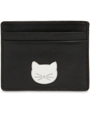 Кожаный кошелек Karl Lagerfeld