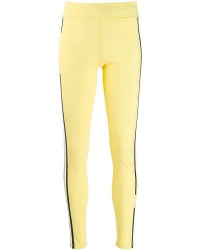 Леггинсы компрессионные желтый J.lindeberg