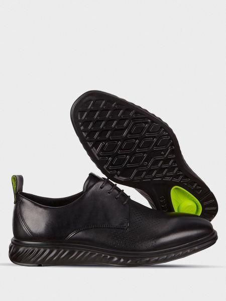 Текстильные туфли для офиса Ecco