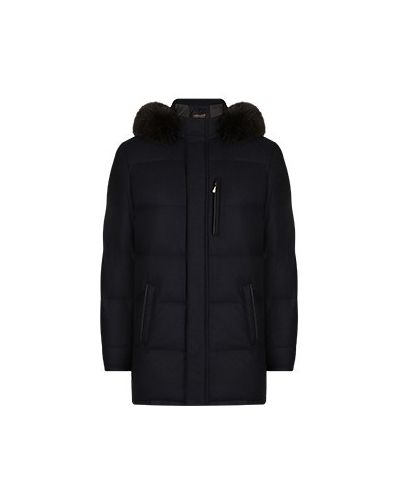 Синяя куртка Enrico Mandelli