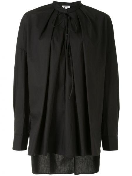 Koszula z długimi rękawami - czarna Enfold