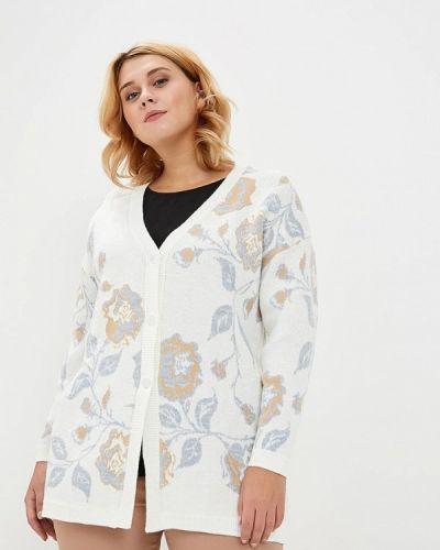 Белый кардиган Milana Style