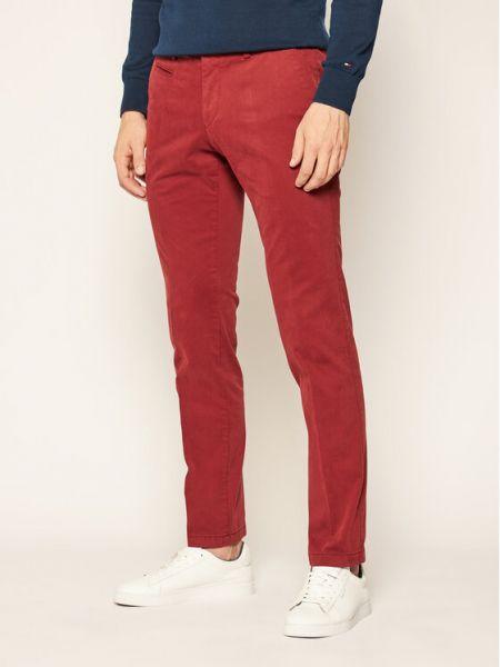 Szare spodnie materiałowe Digel