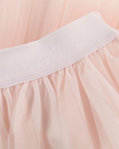 Юбка из фатина - розовая Monnalisa