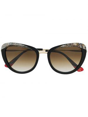 Солнцезащитные очки металлические - хаки Etnia Barcelona