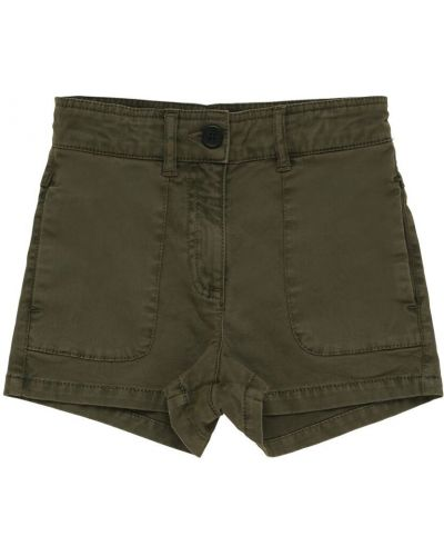 Хлопковые шорты милитари с карманами Zadig&voltaire