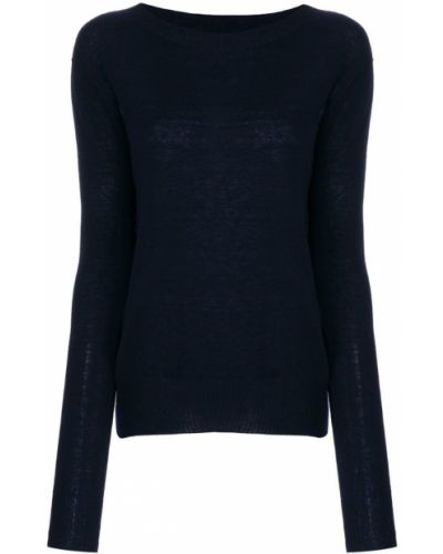 Синий джемпер Woolrich
