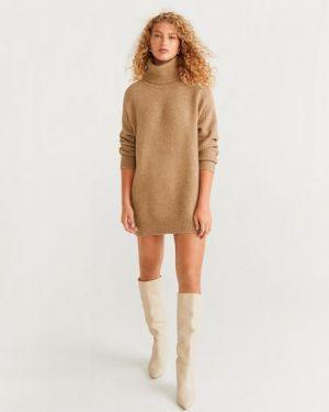 Платье оверсайз платье-свитер Mango
