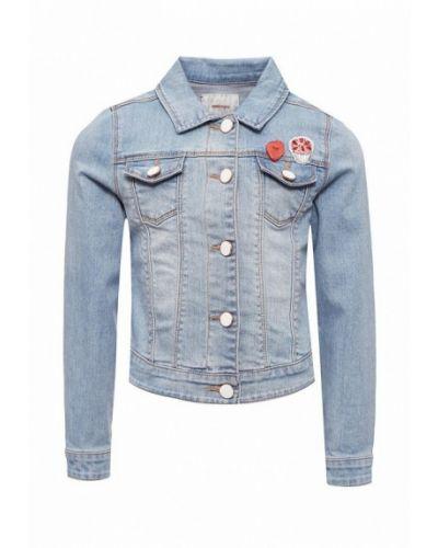 Куртка весенняя джинсовая Catimini