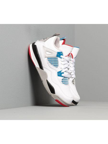 Niebieskie półbuty vintage Jordan