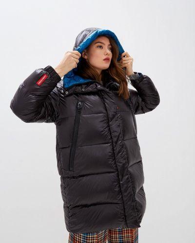 Черная зимняя куртка Freedomday