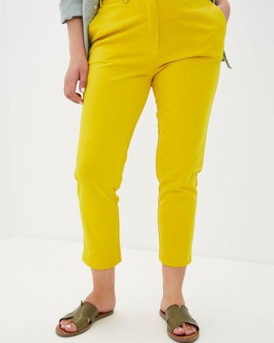 Желтые весенние брюки Svesta