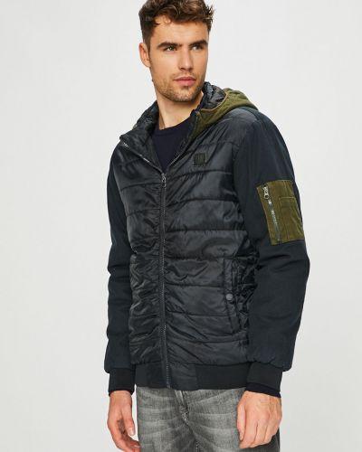 Утепленная куртка с капюшоном черный Blend