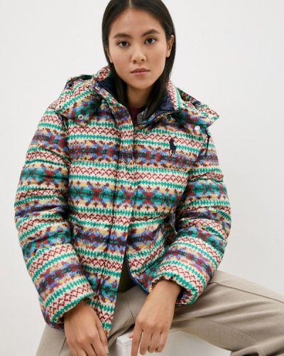Утепленная куртка Polo Ralph Lauren