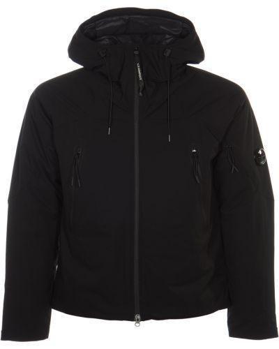 Czarna kurtka C.p. Company
