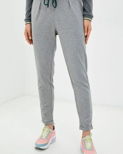 Спортивные брюки - серые Baon