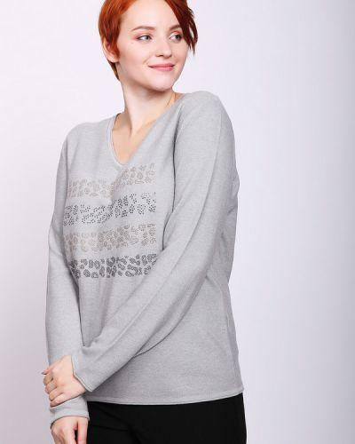 Пуловер серый Rabe Collection