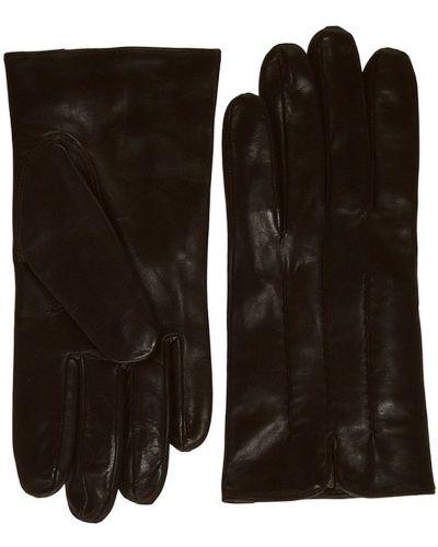 Кожаные перчатки - коричневые Alpa Gloves