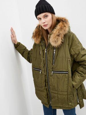 Куртка утепленная хаки Canadian