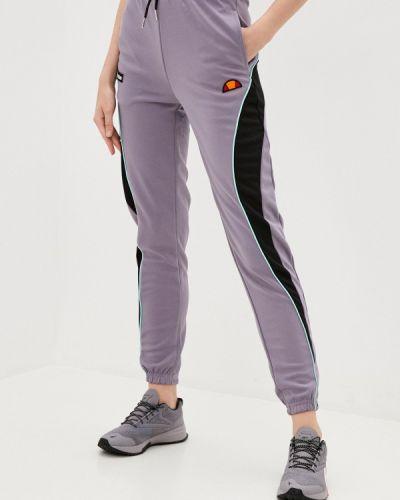 Фиолетовые спортивные брюки Ellesse