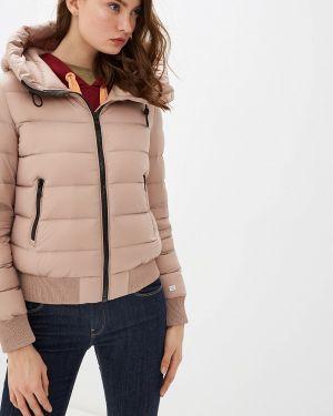 Утепленная куртка - бежевая Soia & Kyo