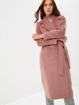 Пальто демисезонное розовое Vivaldi