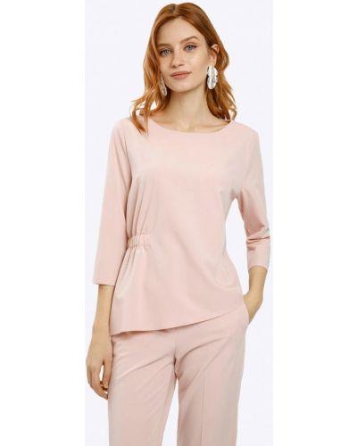 Блузка розовая Emka