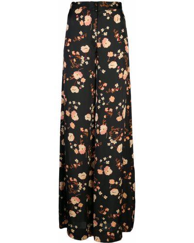 Свободные брюки в цветочный принт длинный Jill Jill Stuart