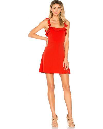 Sukienka prążkowany z zamkiem błyskawicznym Superdown