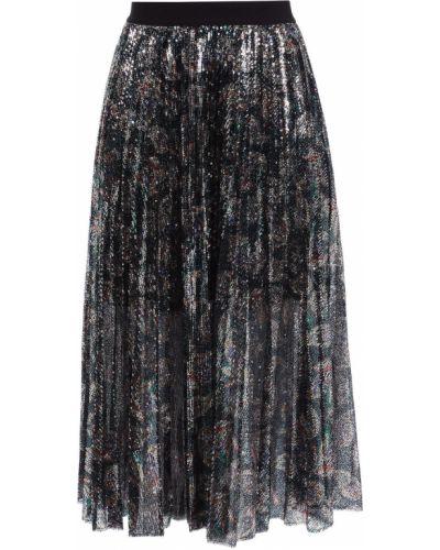 Spódnica plisowana tiulowa Maje
