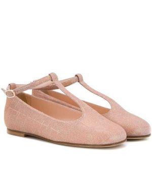 Розовые туфли Prosperine Kids