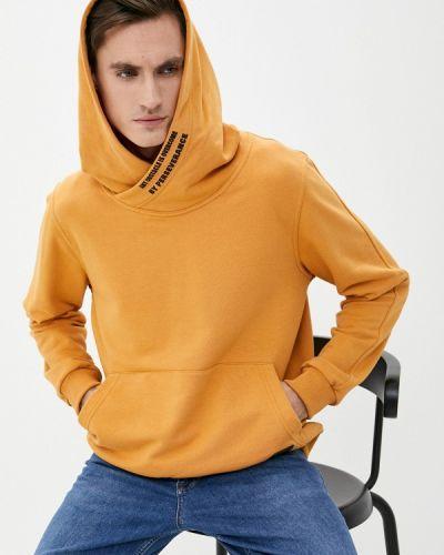Оранжевая худи Be Main