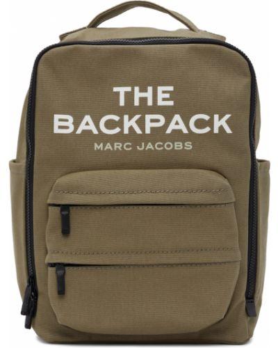 Plecak na laptopa - biały Marc Jacobs
