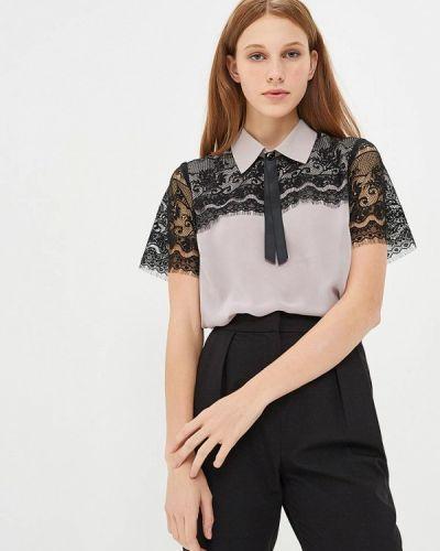 Блузка с бантом весенний Арт-Деко