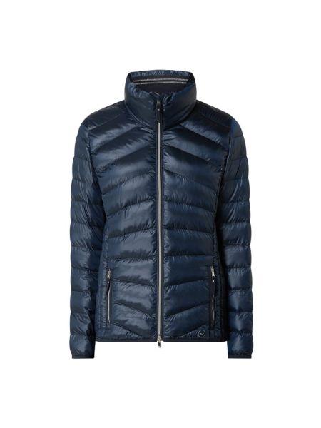 Niebieska kurtka pikowana Brax
