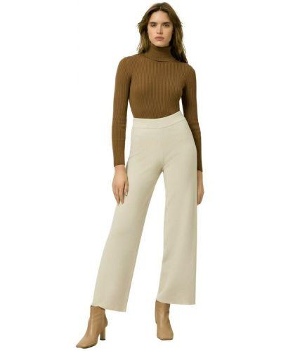 Beżowe spodnie Ivy & Oak