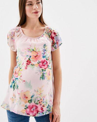Блузка розовая Budumamoy