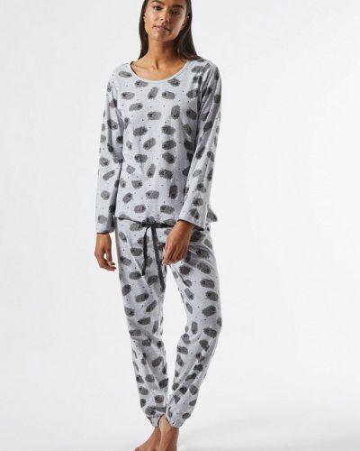 Серая пижамная пижама Dorothy Perkins