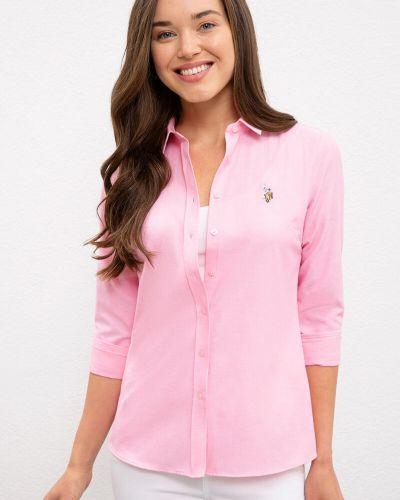 Рубашка - розовая U.s. Polo Assn.