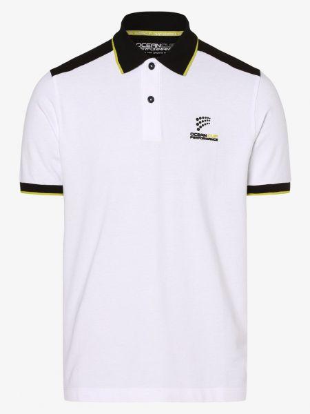 Czarny t-shirt Ocean Cup