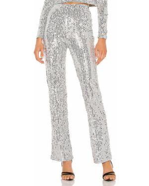 Spodnie srebrne Camila Coelho