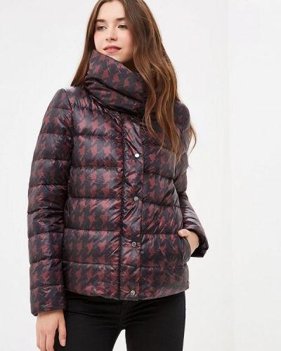 Зимняя куртка осенняя бордовый S.oliver