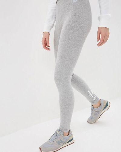 Серые брюки New Balance