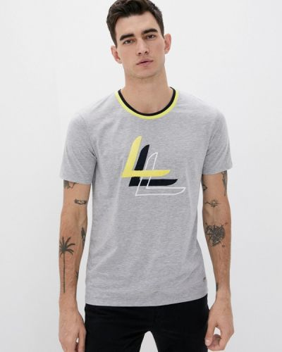 Серая футболка Luhta