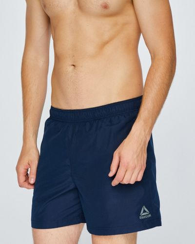 Спортивные шорты прямые с карманами Reebok
