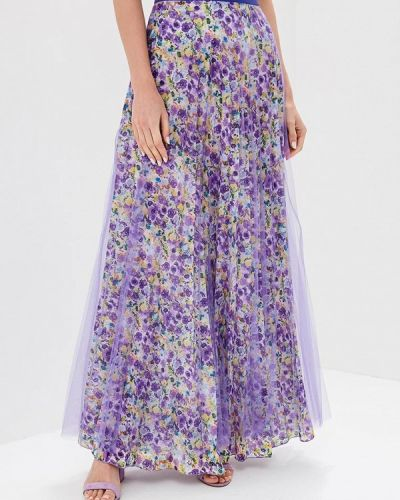 Плиссированная юбка фиолетовый Love & Light