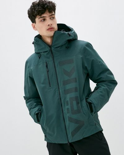 Куртка горнолыжная - зеленая VÖlkl