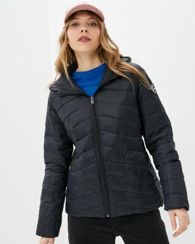Утепленная куртка - черная Roxy