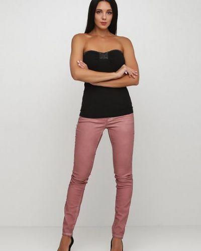 Розовые брюки Zabaione